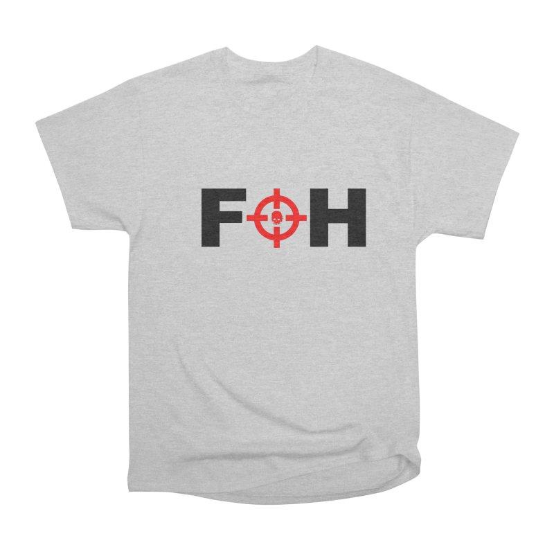 FOH (BLACK) Men's Heavyweight T-Shirt by Shop LWC