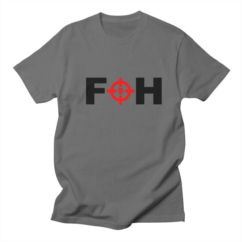 FOH (BLACK) Men's T-Shirt by Shop LWC