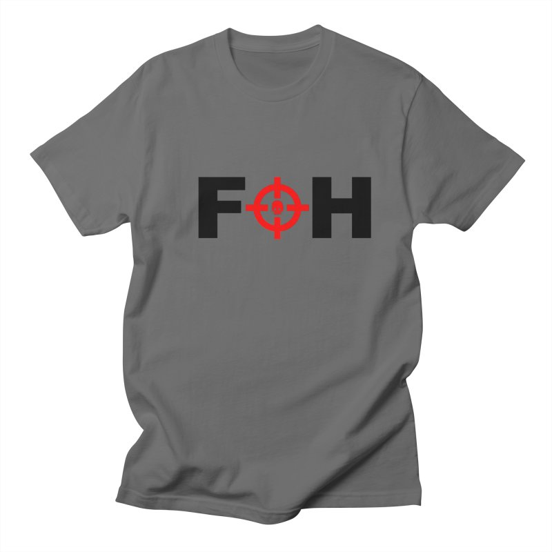 FOH (BLACK) Men's T-Shirt by Shop LWC