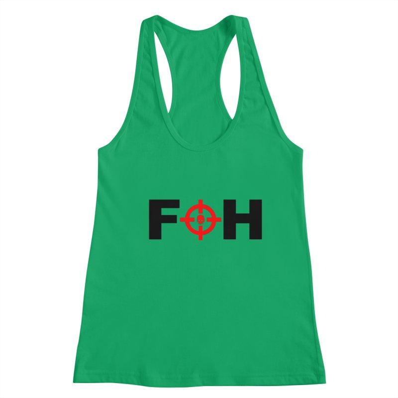 FOH (BLACK) Women's Tank by Shop LWC