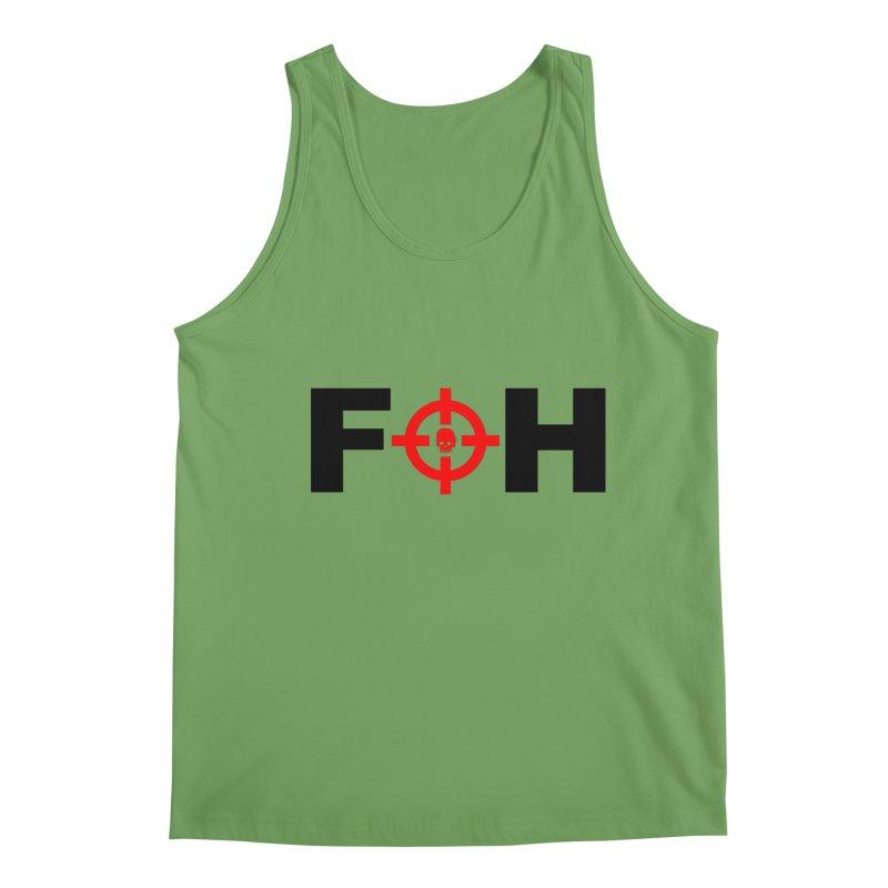 FOH (BLACK) Men's Tank by Shop LWC