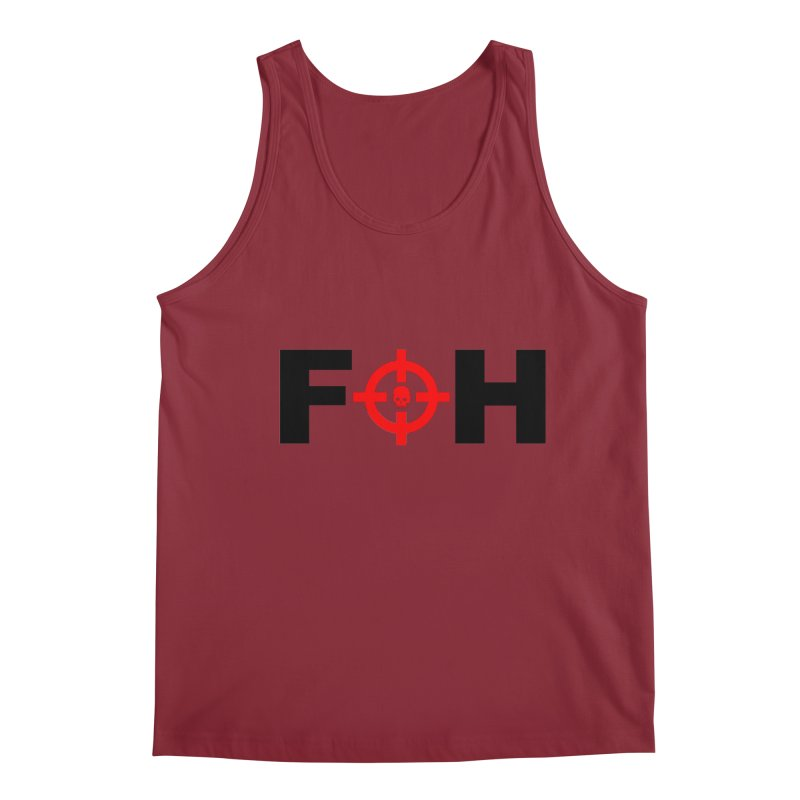 FOH (BLACK) Men's Regular Tank by Shop LWC