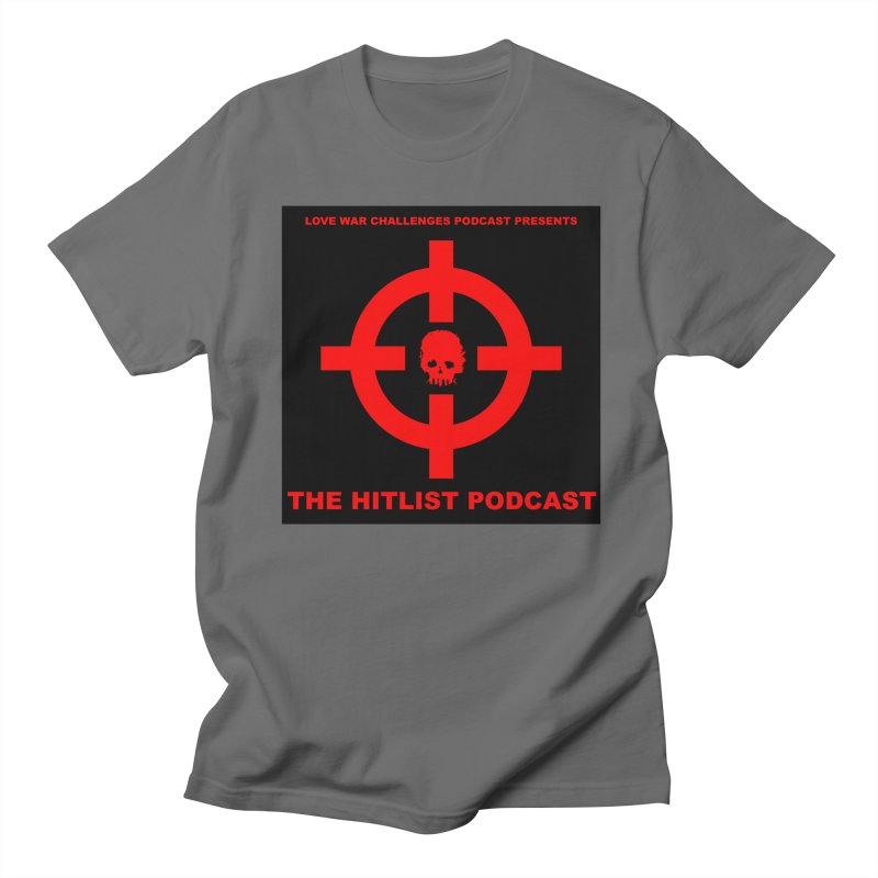 The Hitli$t Cover Men's T-Shirt by Shop LWC