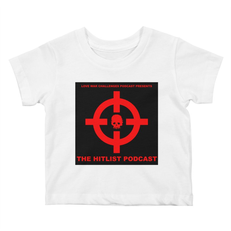 The Hitli$t Cover Kids Baby T-Shirt by Shop LWC
