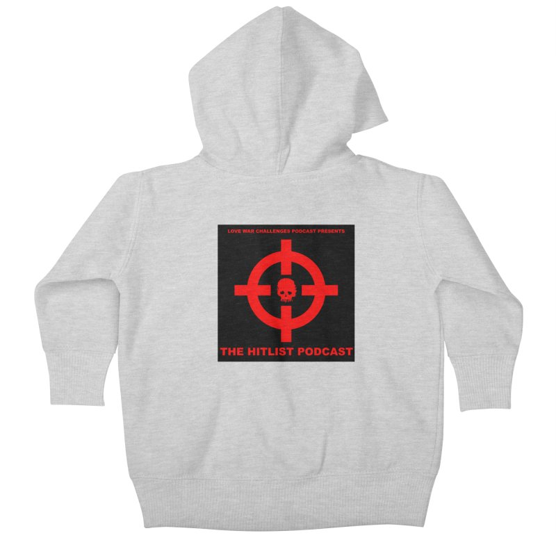 The Hitli$t Cover Kids Baby Zip-Up Hoody by Shop LWC