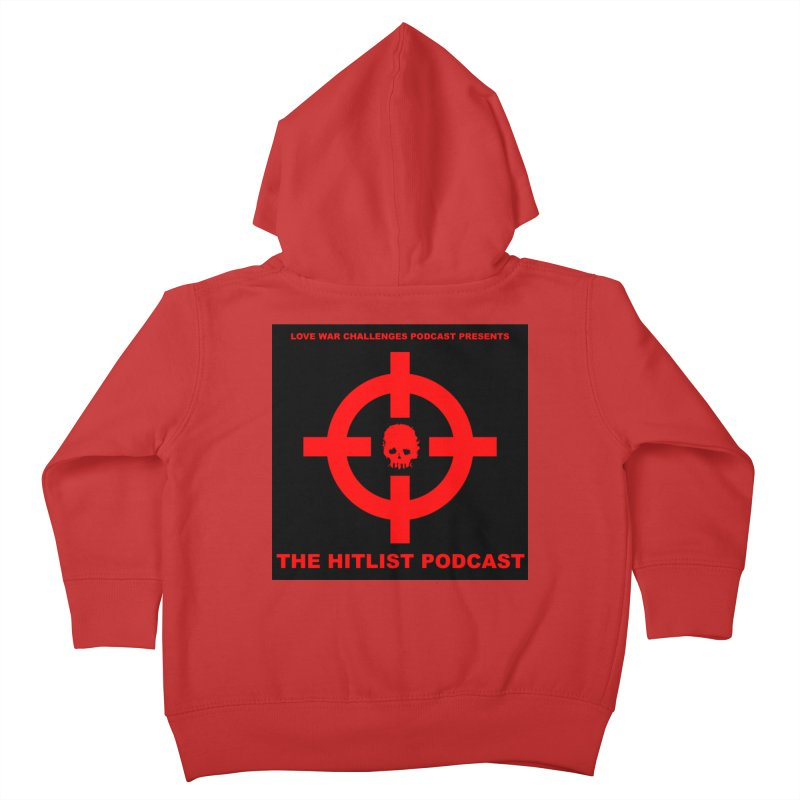 The Hitli$t Cover Kids Toddler Zip-Up Hoody by Shop LWC