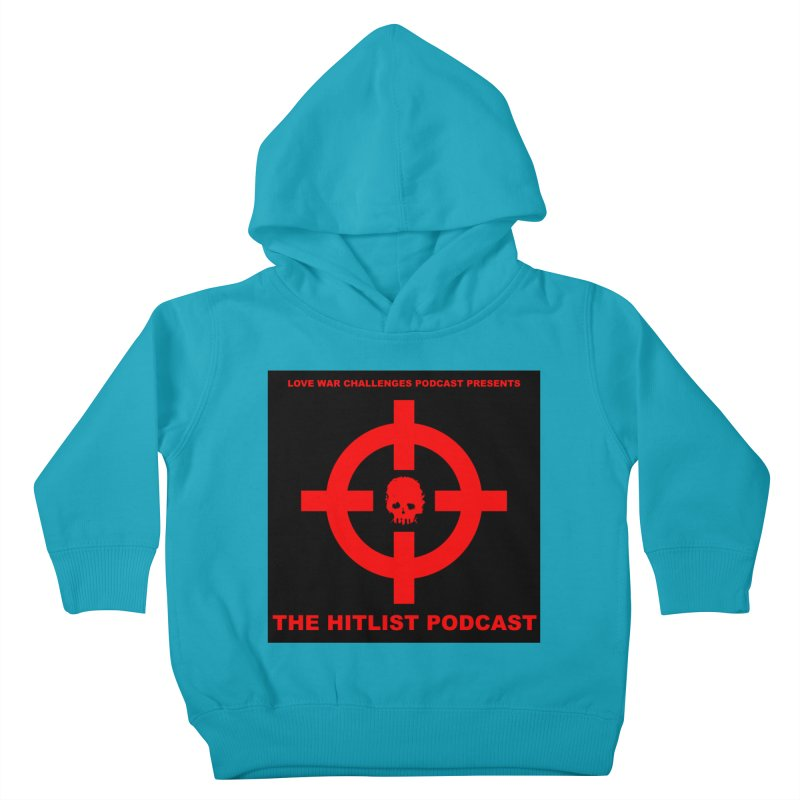 The Hitli$t Cover Kids Toddler Pullover Hoody by Shop LWC