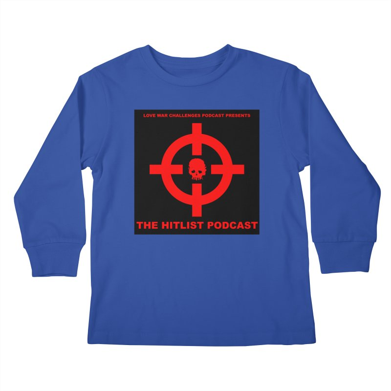 The Hitli$t Cover Kids Longsleeve T-Shirt by Shop LWC