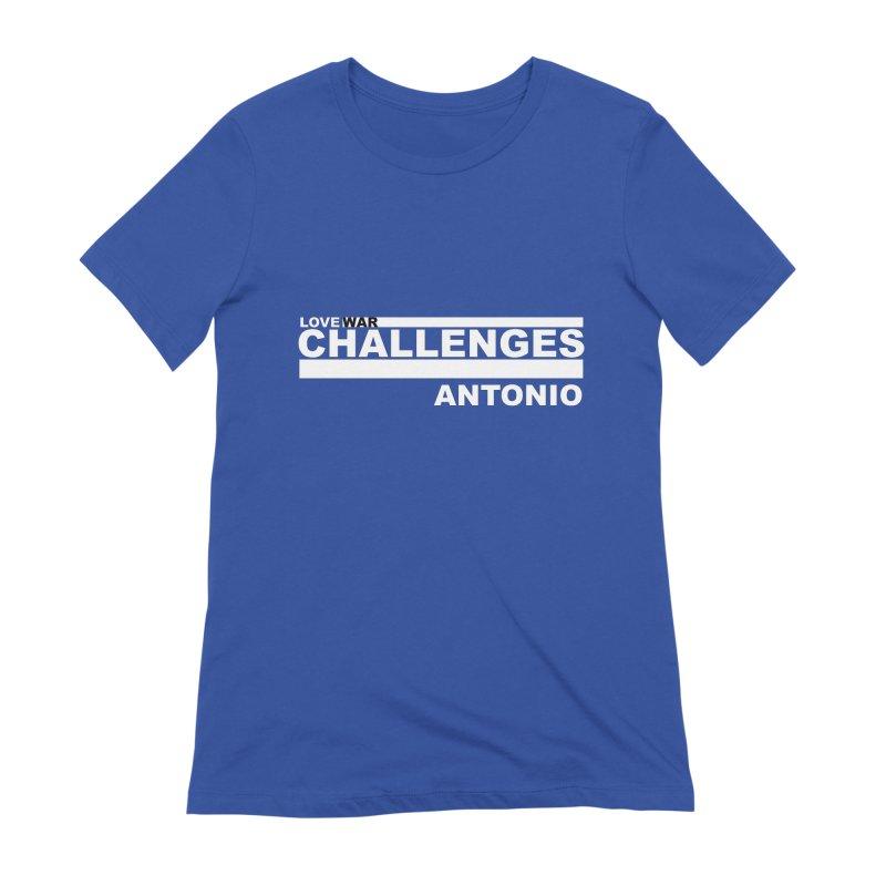LWC ANTONIO Women's Extra Soft T-Shirt by Shop LWC