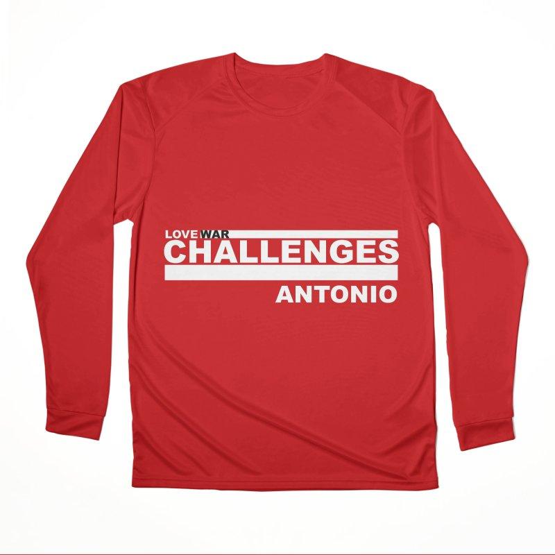 LWC ANTONIO Men's Performance Longsleeve T-Shirt by Shop LWC