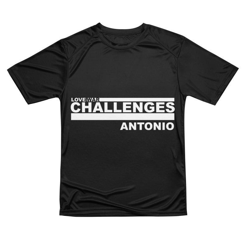 LWC ANTONIO Women's Performance Unisex T-Shirt by Shop LWC