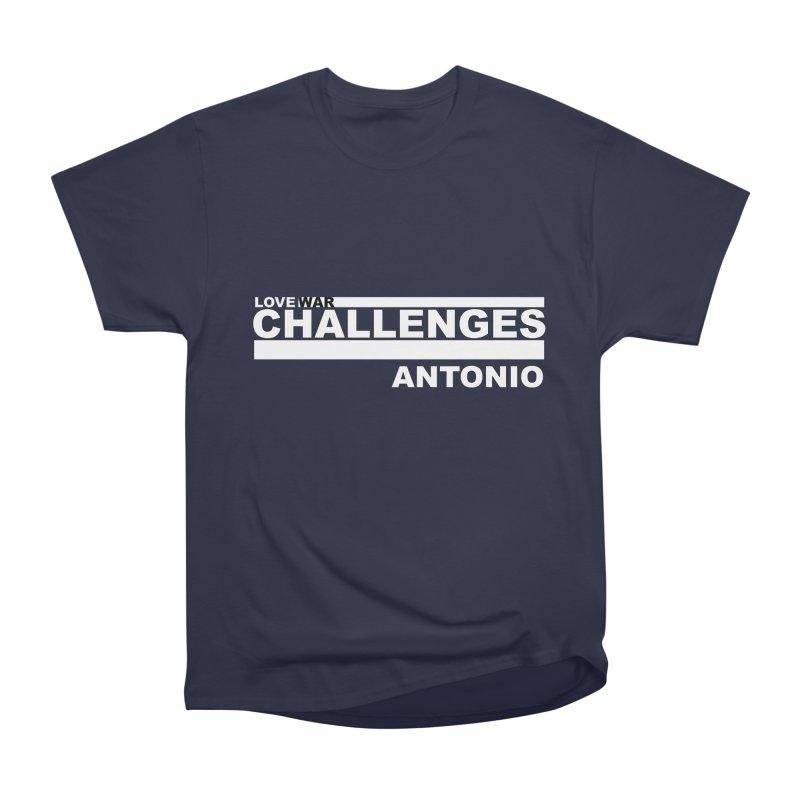 LWC ANTONIO Women's Heavyweight Unisex T-Shirt by Shop LWC