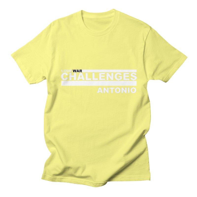 LWC ANTONIO Men's Regular T-Shirt by Shop LWC