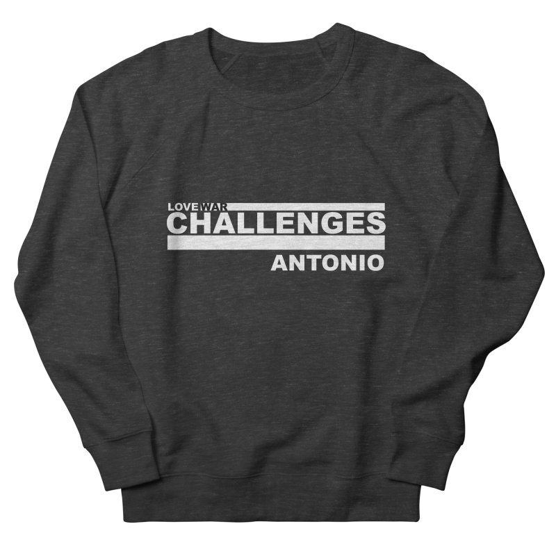 LWC ANTONIO Men's French Terry Sweatshirt by Shop LWC