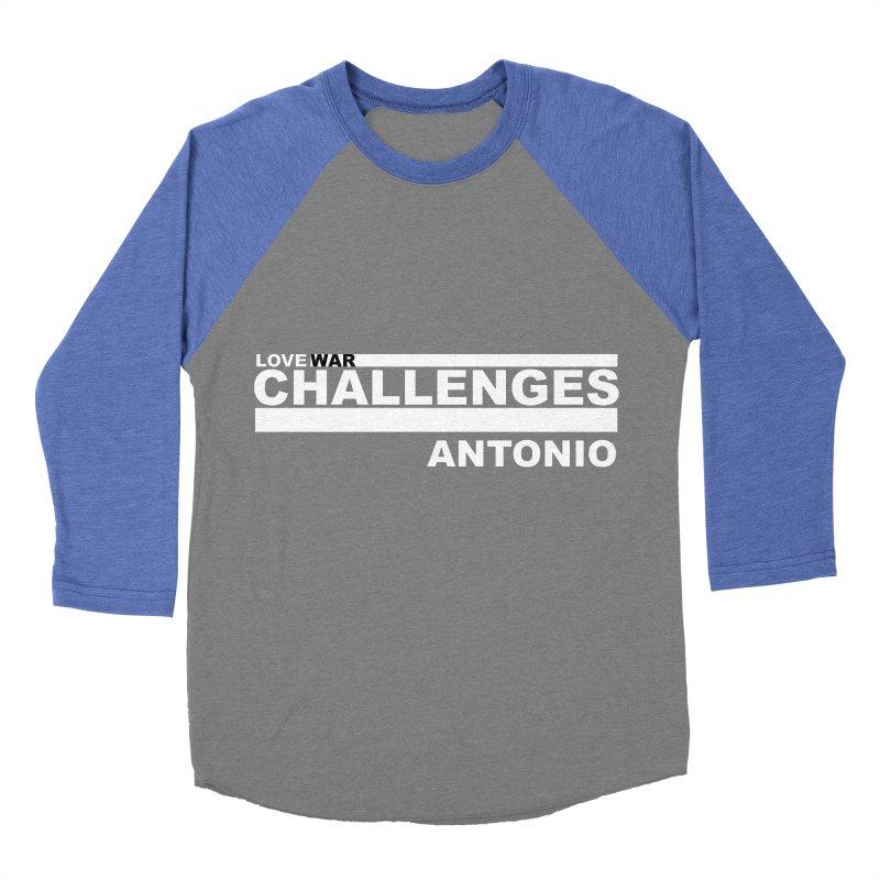 LWC ANTONIO Women's Baseball Triblend Longsleeve T-Shirt by Shop LWC
