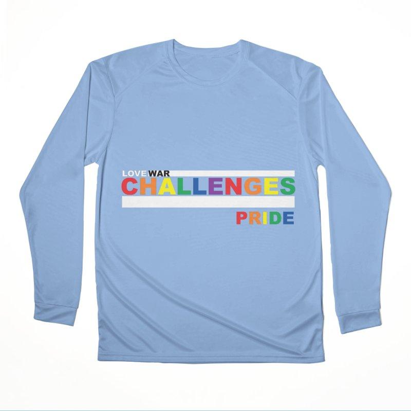 LWC PRIDE Men's Performance Longsleeve T-Shirt by Shop LWC