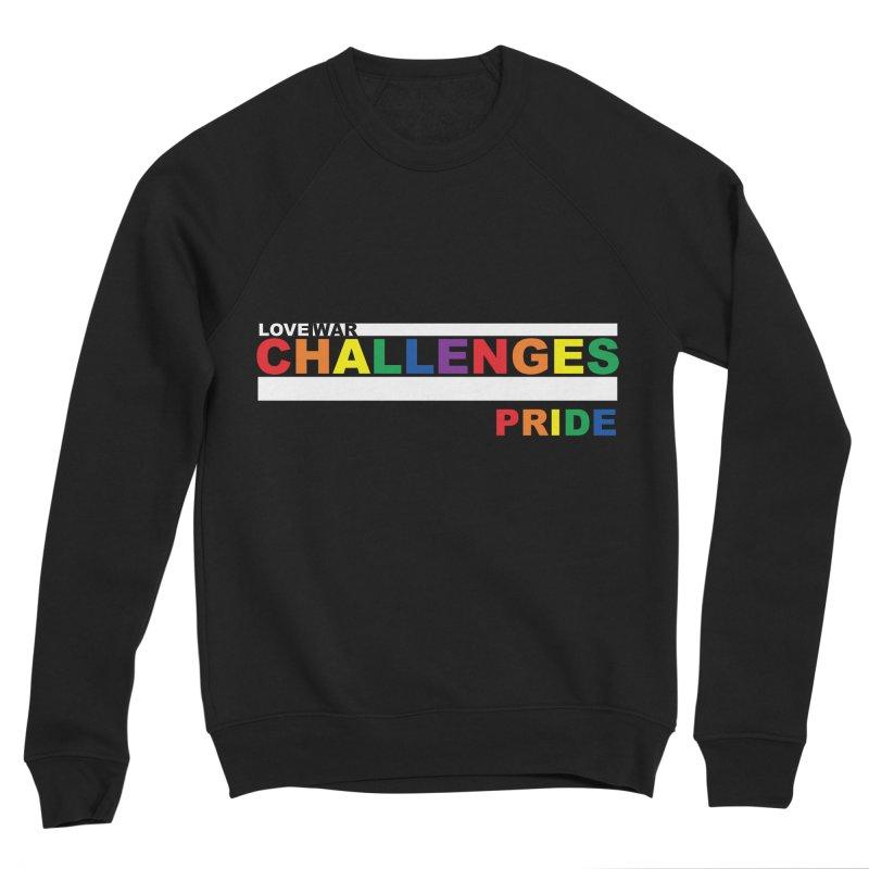 LWC PRIDE Women's Sponge Fleece Sweatshirt by Shop LWC