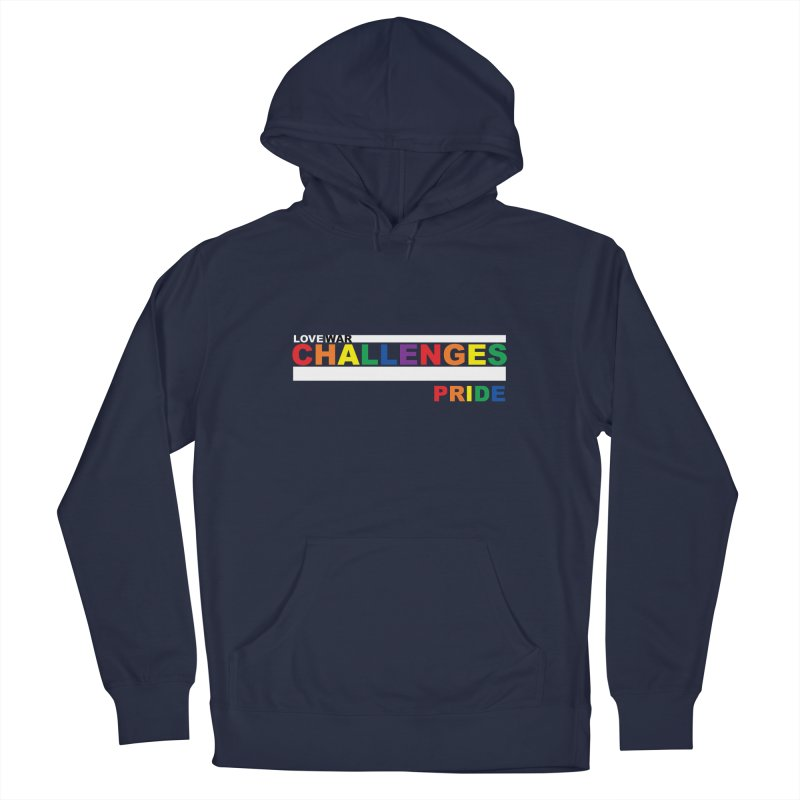 LWC PRIDE Men's Pullover Hoody by Shop LWC