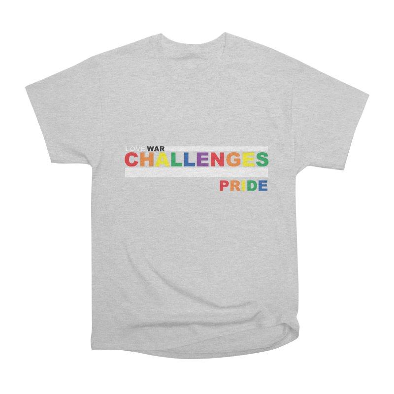 LWC PRIDE Women's Heavyweight Unisex T-Shirt by Shop LWC