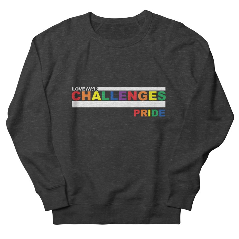 LWC PRIDE Women's French Terry Sweatshirt by Shop LWC