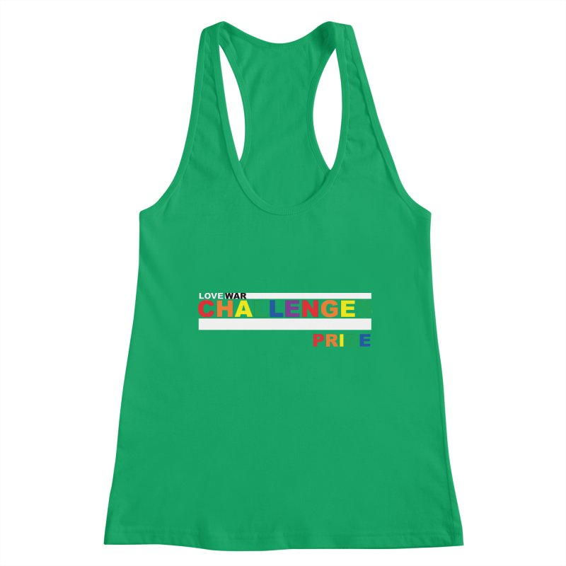 LWC PRIDE Women's Tank by Shop LWC