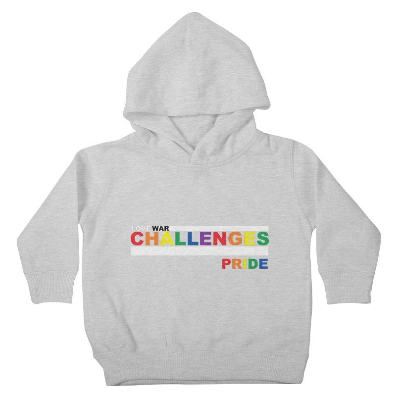 LWC PRIDE Kids Toddler Pullover Hoody by Shop LWC