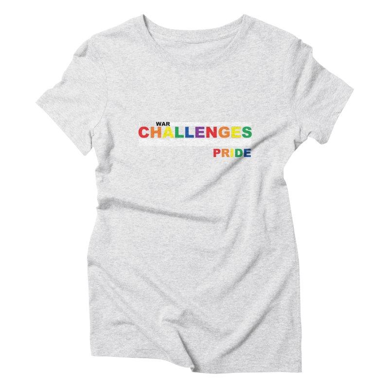 LWC PRIDE Women's Triblend T-Shirt by Shop LWC