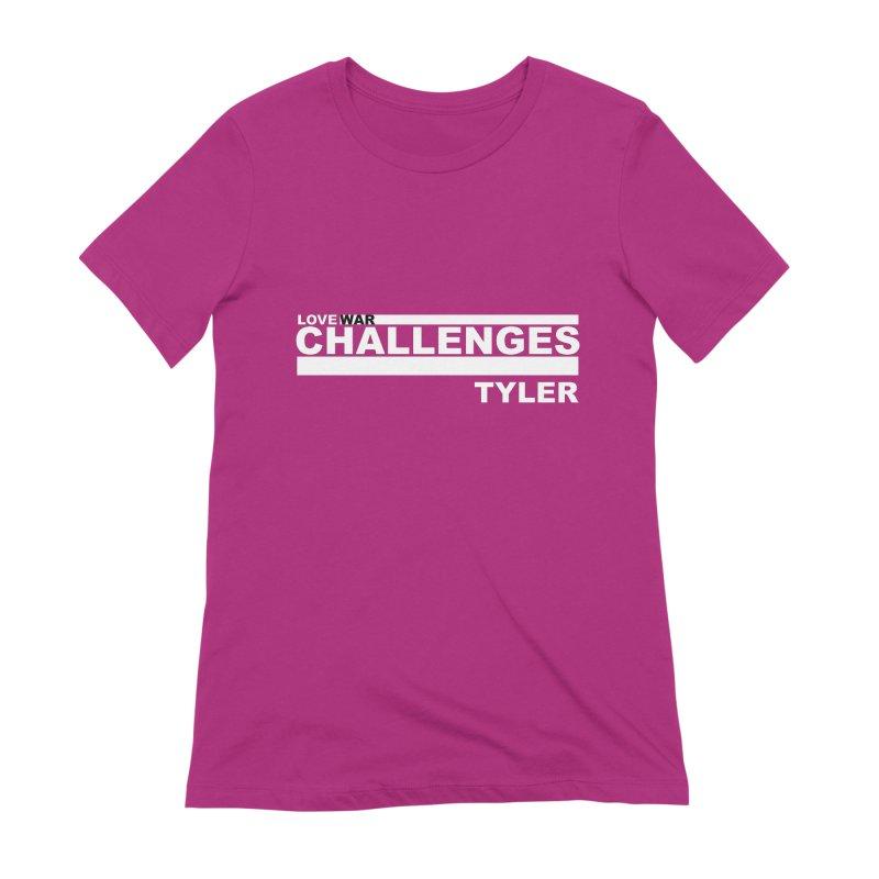 LWC TYLER Women's Extra Soft T-Shirt by Shop LWC