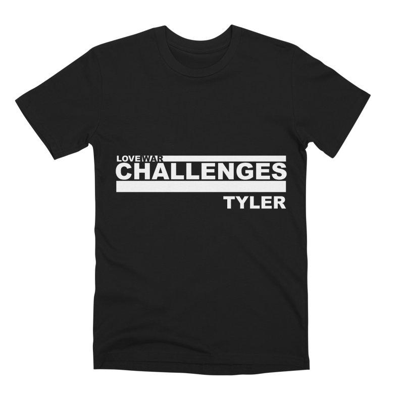 LWC TYLER Men's Premium T-Shirt by Shop LWC