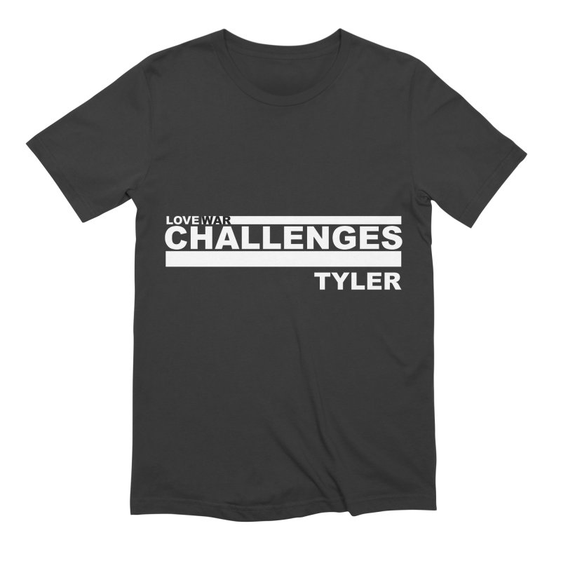 LWC TYLER Men's Extra Soft T-Shirt by Shop LWC