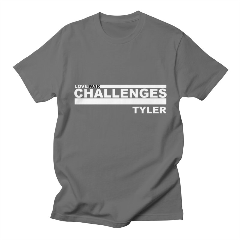 LWC TYLER Men's T-Shirt by Shop LWC