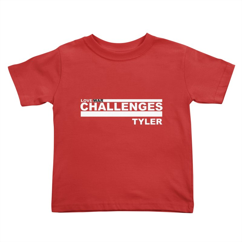 LWC TYLER Kids Toddler T-Shirt by Shop LWC