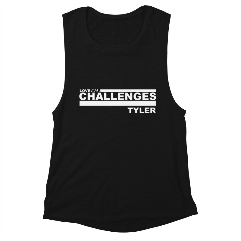 LWC TYLER Women's Muscle Tank by Shop LWC