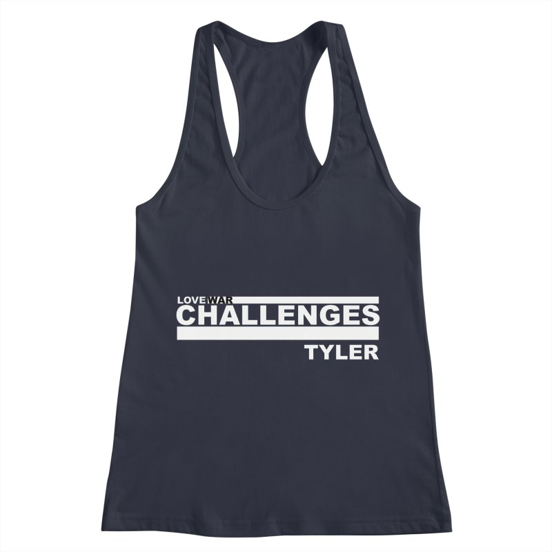 LWC TYLER Women's Racerback Tank by Shop LWC