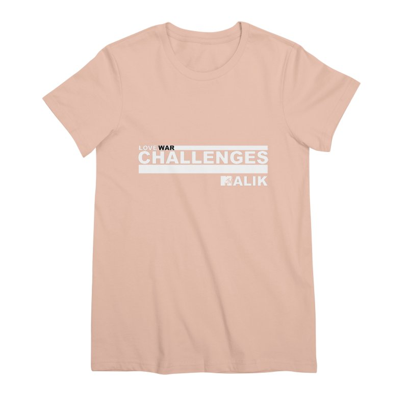 LWC MALIK Women's Premium T-Shirt by Shop LWC