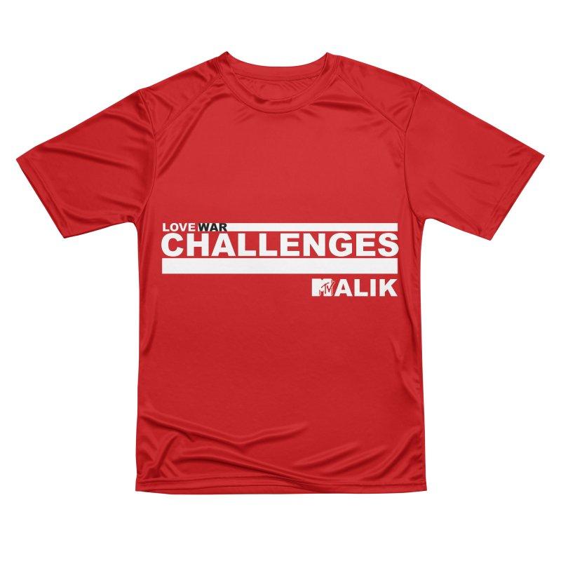 LWC MALIK Women's Performance Unisex T-Shirt by Shop LWC
