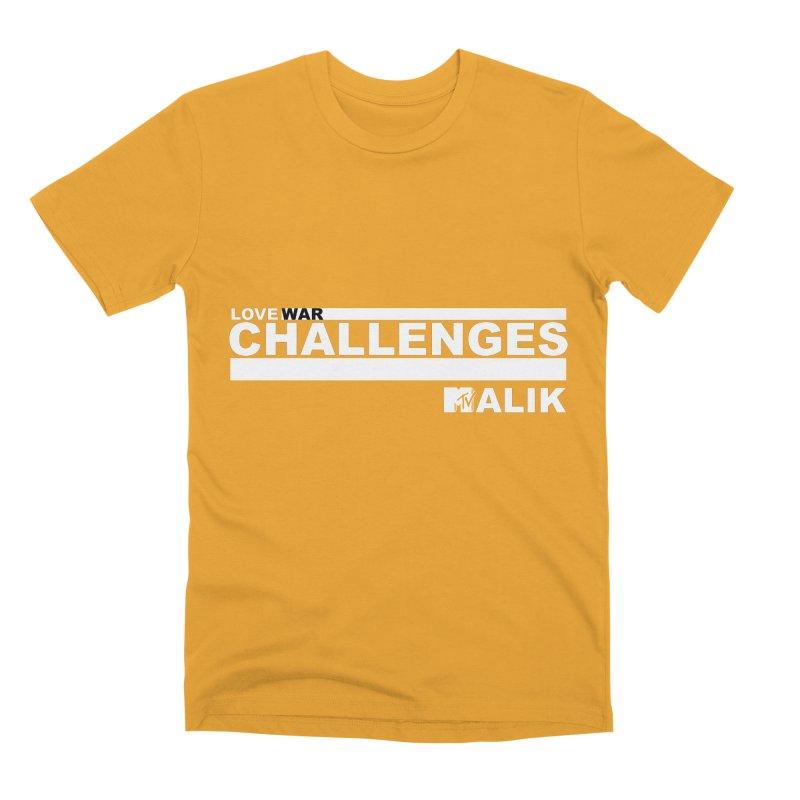 LWC MALIK Men's Premium T-Shirt by Shop LWC