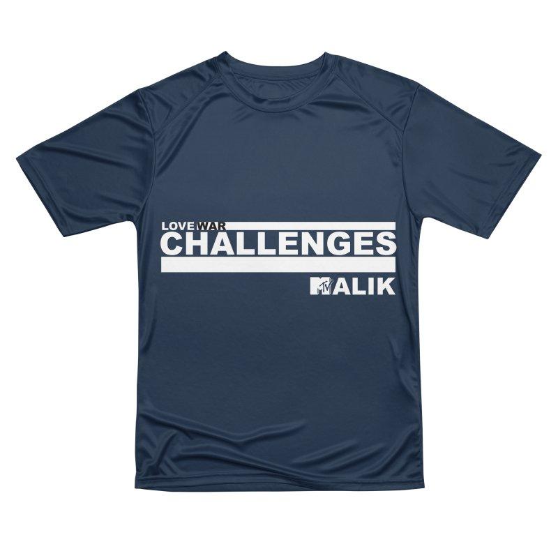 LWC MALIK Men's Performance T-Shirt by Shop LWC