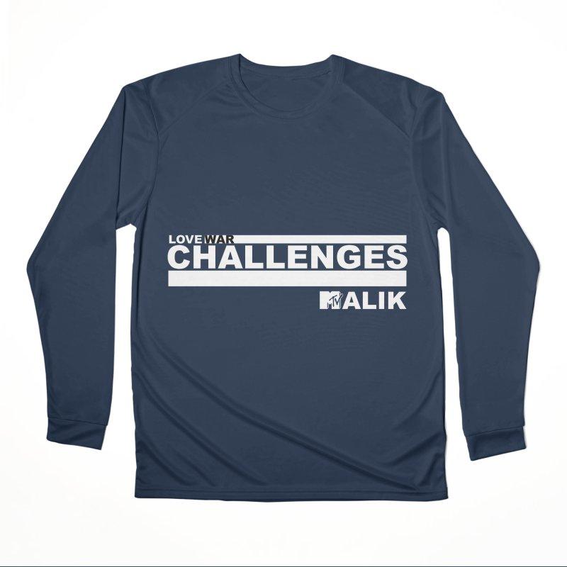 LWC MALIK Men's Performance Longsleeve T-Shirt by Shop LWC