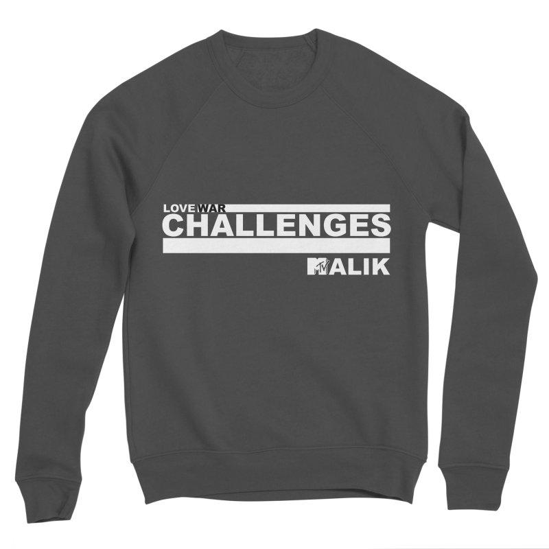 LWC MALIK Women's Sponge Fleece Sweatshirt by Shop LWC