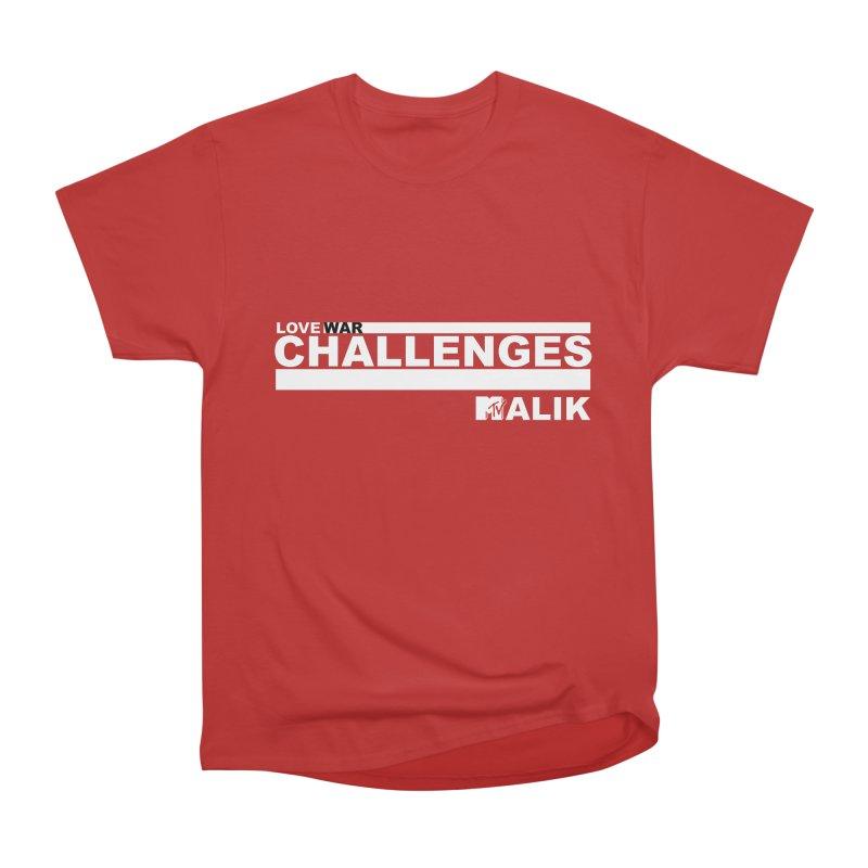 LWC MALIK Women's Heavyweight Unisex T-Shirt by Shop LWC