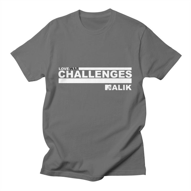 LWC MALIK Men's T-Shirt by Shop LWC