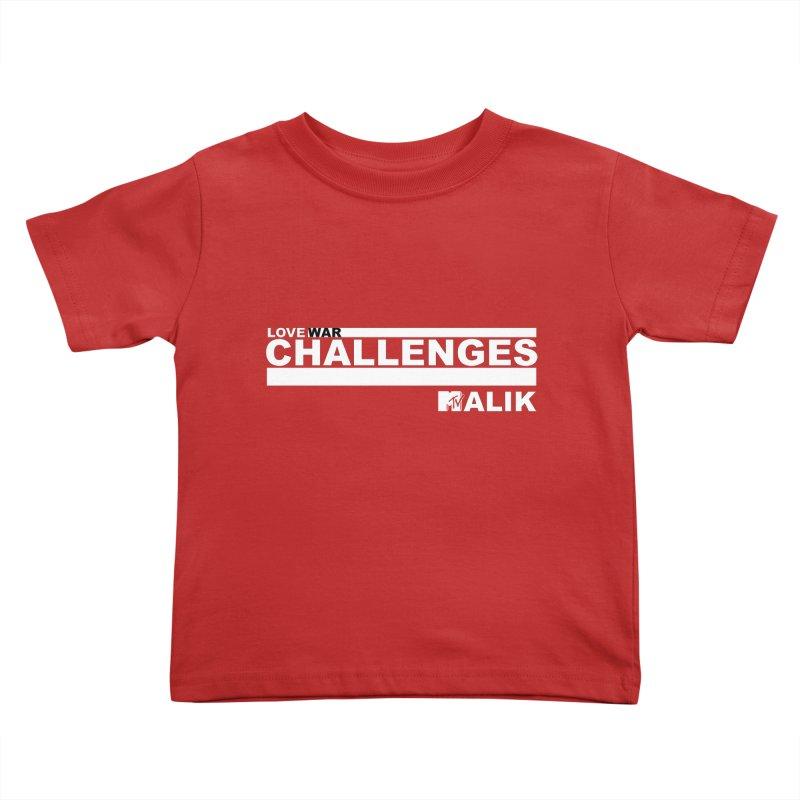 LWC MALIK Kids Toddler T-Shirt by Shop LWC