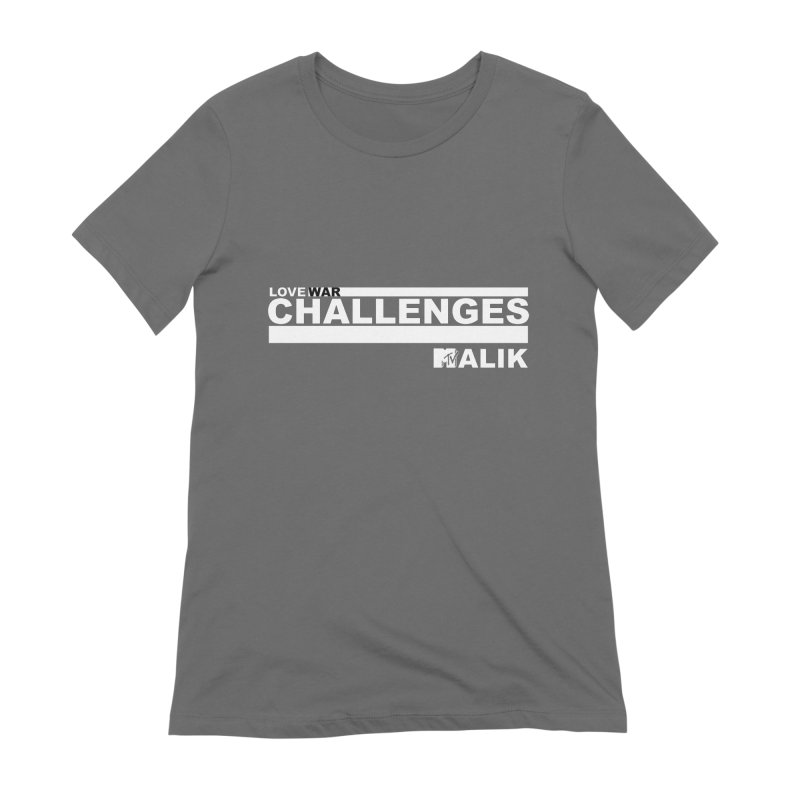 LWC MALIK Women's T-Shirt by Shop LWC