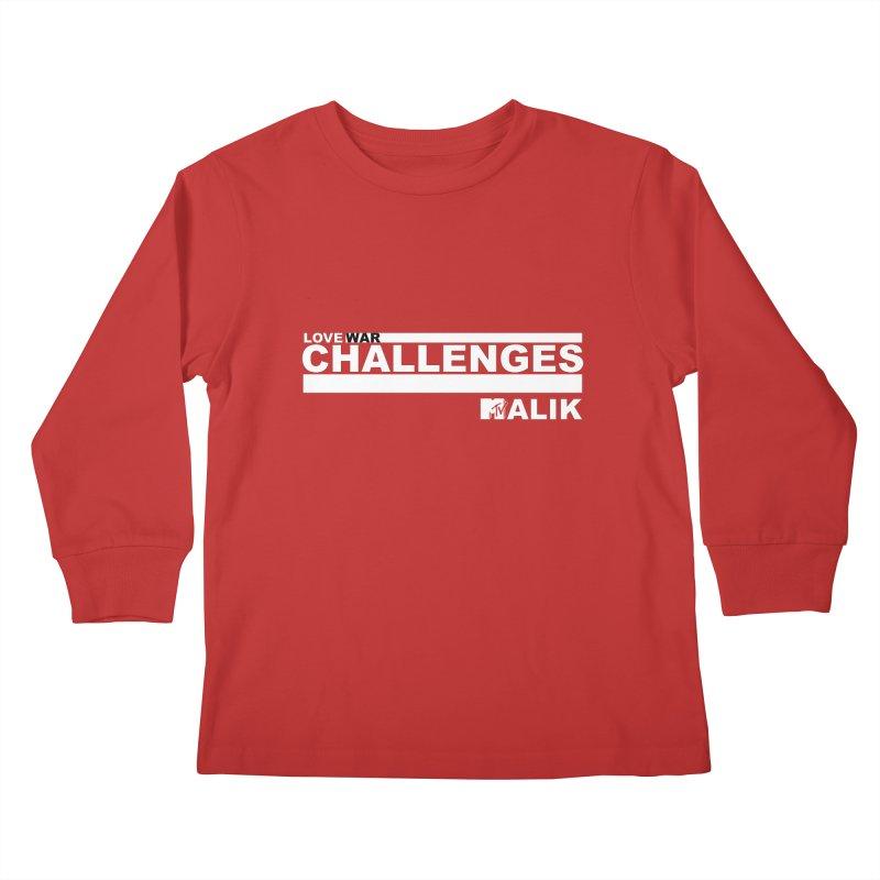 LWC MALIK Kids Longsleeve T-Shirt by Shop LWC