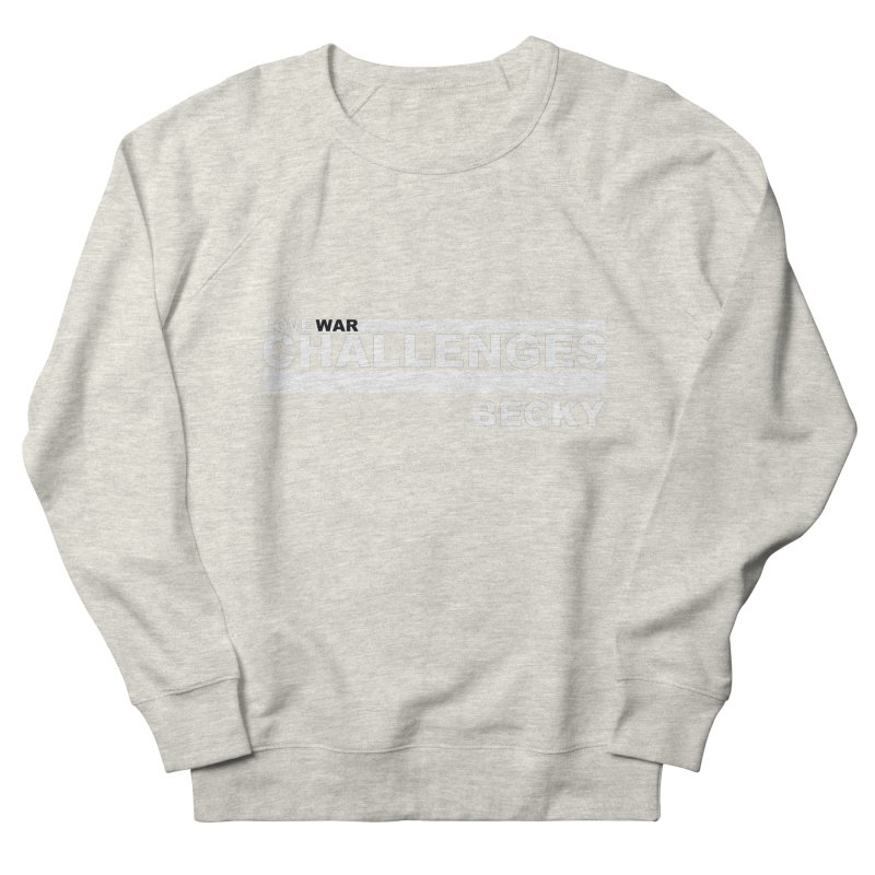 LWC BECKY Men's French Terry Sweatshirt by Shop LWC