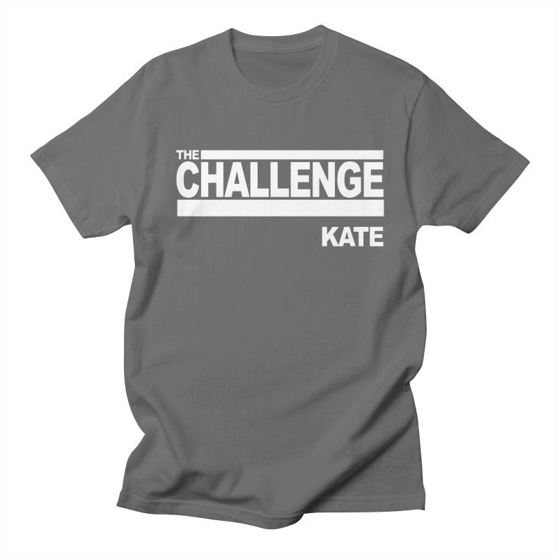 KATE - GENERIC Men's T-Shirt by Shop LWC