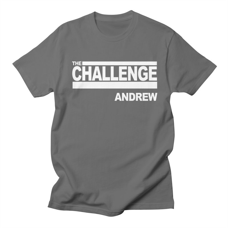 ANDREW - GENERIC Men's T-Shirt by Shop LWC