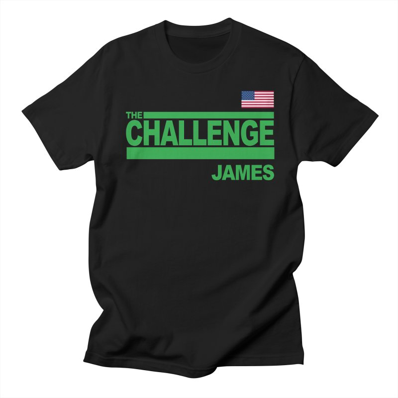 JAMES - TOTAL MADNESS Men's T-Shirt by Shop LWC