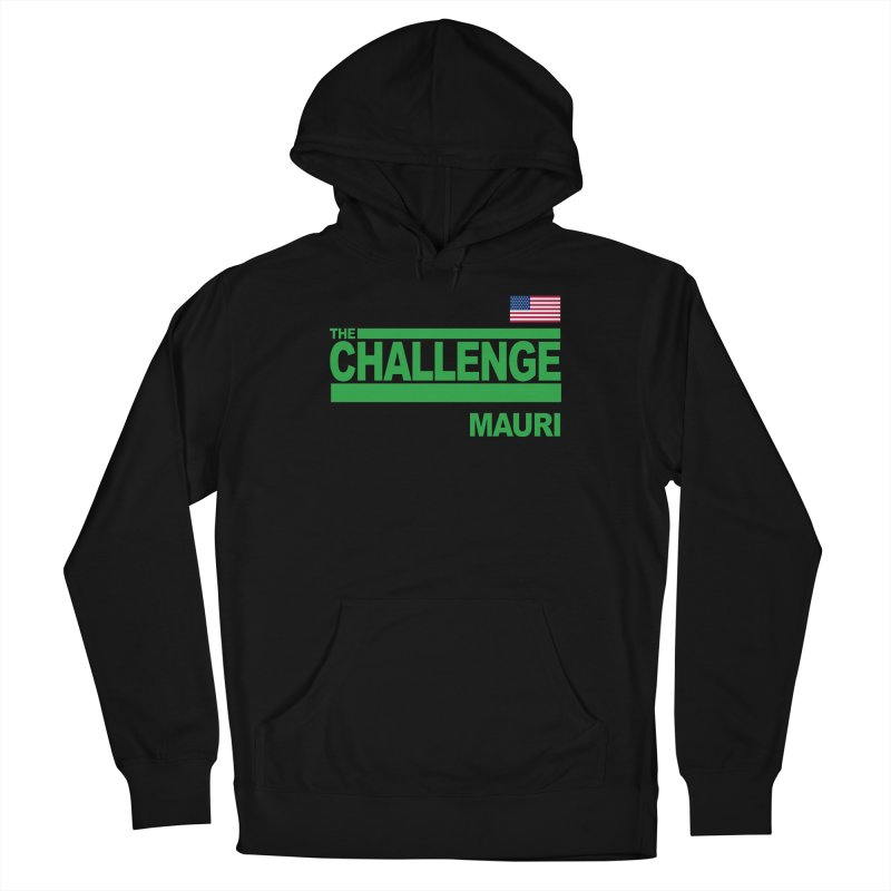 MAURI - TOTAL MADNESS Men's Pullover Hoody by Shop LWC